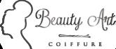 logo beauty art coiffure