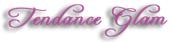 logo tendance glam